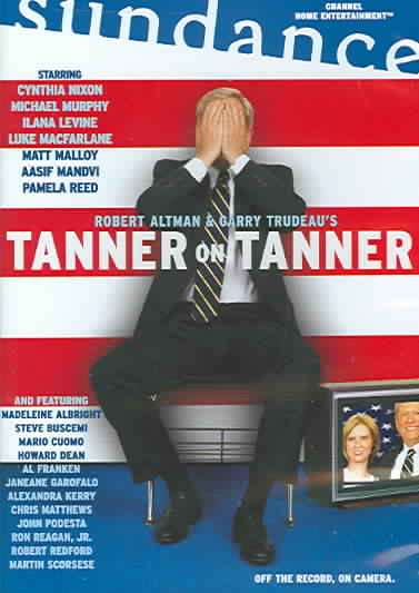 TANNER ON TANNER BY NIXON,CYNTHIA (DVD)