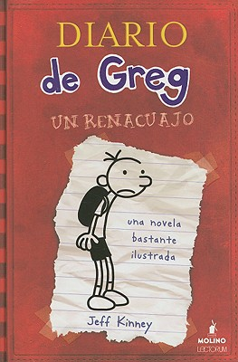 Diario de Greg/ Diary of a Wimpy Kid By Kinney, Jeff